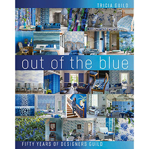 "Tricia Guild ""Out of the Blue""/ DG /Книга - фото №1"